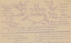 """Accéder à la page """"Tords-boyaux (Le)"""""""