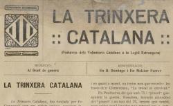 """Accéder à la page """"Trinxera catalana (La)"""""""