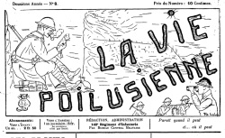 """Accéder à la page """"Vie poilusienne (La)"""""""