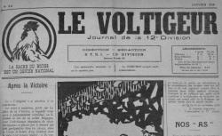 """Accéder à la page """"Voltigeur (Le)"""""""