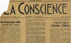 """Accéder à la page """"Conscience catholique (La)"""""""