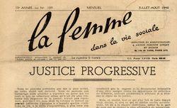 """Accéder à la page """"Femme dans la vie sociale (La)"""""""