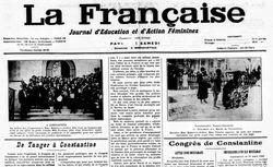 """Accéder à la page """"Française (La )"""""""