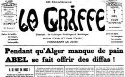 """Accéder à la page """"Griffe (La)"""""""