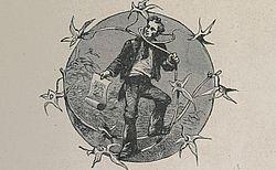 """La """"Jangada"""", huit cents lieues sur l'Amazone, par Jules Verne. Dessins par Benett. De Rotterdam à Copenhague à bord du yacht """"Saint-Michel"""", par Paul Verne. Dessins par Riou"""