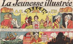 """Accéder à la page """"Jeunesse illustrée (La)"""""""