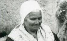 """Accéder à la page """"Mme Solange Rémi, dite la Mère Rémi, 79 ans, cultivatrice à Saint-Chartier."""""""