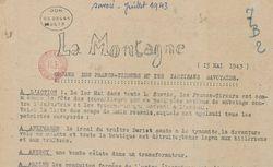 """Accéder à la page """"Montagne (La) (Savoie)"""""""