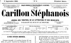 """Accéder à la page """"Carillon stéphanois (Le)"""""""