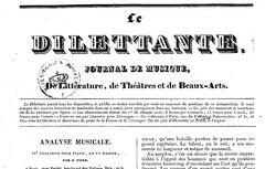 """Accéder à la page """"Dilettante (Le)"""""""