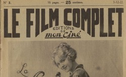 Disponible de 1922 à 1932