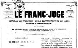 """Accéder à la page """"Franc-juge (Le)"""""""