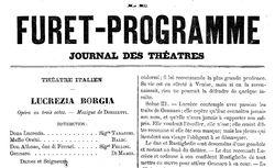 """Accéder à la page """"Furet-programme (Le) """""""