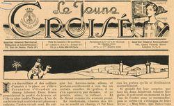 """Accéder à la page """"Jeune croisé (Le)"""""""