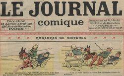 """Accéder à la page """"Journal comique"""""""
