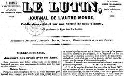 """Accéder à la page """"Lutin (Le) """""""