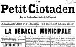 """Accéder à la page """"Petit Ciotaden (Le)"""""""