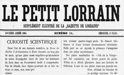 """Accéder à la page """"Petit lorrain (Le)"""""""
