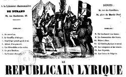 """Accéder à la page """"Républicain lyrique (Le)"""""""