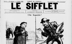 """Accéder à la page """"Sifflet (Le)"""""""