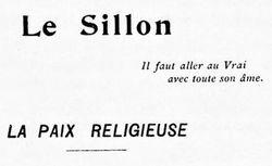 """Accéder à la page """"Sillon (Le)"""""""