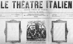 """Accéder à la page """"Théâtre-italien (Le)"""""""