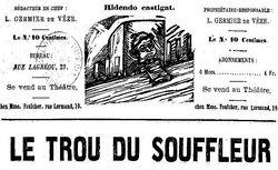 """Accéder à la page """"Trou du souffleur (Le) """""""