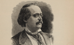 Charles Lecocq, d'après un dessin d'H. Meyer, 1874