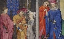 Figure de l'humanisme français: Christine de Pizan a rédigé des poèmes, des traités philosophiques, politiques, et militaires  Leducdesvraisamans_fr.836