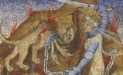 Figure de l'humanisme français: Christine de Pizan a rédigé des poèmes, des traités philosophiques, politiques, et militaires  Lepistredothea_fr.606