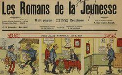 """Accéder à la page """"Romans de la jeunesse (Les)"""""""