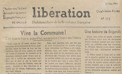 """Accéder à la page """"Libération (édition nord)"""""""