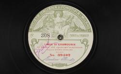 """Linda di Chamounix : """"O luce di quest'anima"""" ; Gaetano Donizetti, comp. ; Rosina Storchio, soprano ; acc. au piano - source : gallica.bnf.fr / bnF"""