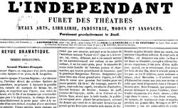 """Accéder à la page """"Indépendant (L')"""""""