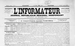 publication disponible de 1906 à 1930