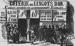 Histoire de la loterie : depuis la première jusqu'à la dernière loterie