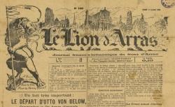 """Accéder à la page """"Lion d'Arras (Le)"""""""
