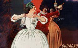 Les Vieilles Liqueurs Marie Brizard et Roger créées en 1755 [affiche]