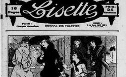 """Accéder à la page """"Lisette"""""""