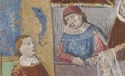 Figure de l'humanisme français: Christine de Pizan a rédigé des poèmes, des traités philosophiques, politiques, et militaires  Livredelapaix_fr.1182