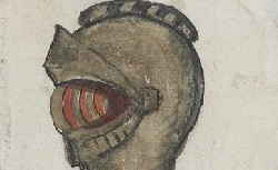 Figure de l'humanisme français: Christine de Pizan a rédigé des poèmes, des traités philosophiques, politiques, et militaires  Livredesfaisdarmesetdechevalerie_fr.1183
