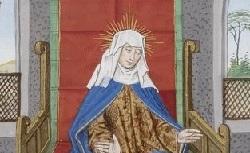 Figure de l'humanisme français: Christine de Pizan a rédigé des poèmes, des traités philosophiques, politiques, et militaires  Livreducorpsdepolicie_fr.12439