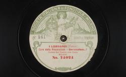 I Lombardi. Gerusalem..! : coro della processione ; Verdi, comp. ; Coristi del teatro alla Scala - source : gallica.bnf.fr / BnF