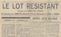 """Accéder à la page """"Lot résistant (Le)"""""""