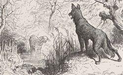 """Accéder à la page """"Fables de La Fontaine, ill. Gustave Doré, 1867"""""""