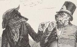 """Accéder à la page """"Fables de La Fontaine, ill. J.J. Grandville, 1838-1840"""""""