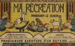 Publication disponible de 1910 à 1914 et de 1919 à 1922