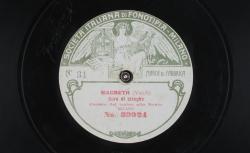 Macbeth : coro di streghe ; Verdi, comp. ; Coriste del teatro alla Scala - source : gallica.bnf.fr / BnF