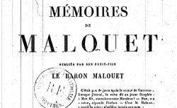 """Accéder à la page """"Malouet, Mémoires"""""""