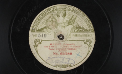 Manru. Come al sol cocente : aria di Manru ; Paderewski, comp. ; Guiseppe Anselmi, ténor - source : gallica.bnf.fr / BnF